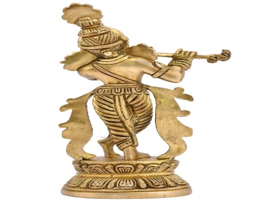 Krishna Stand With Flute